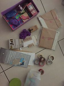 Misc scrapbooking stuff for free Aberglasslyn Maitland Area Preview