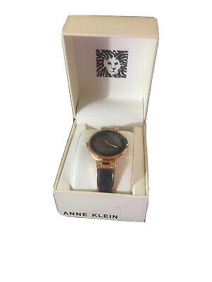 Anne Klein Grey MOP Dial Ladies Watch 2512GYRG