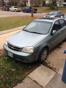 2004 chevy optra for sale. For parts