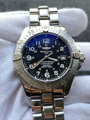 Breitling SuperOcean A17360 (USED/EXCELLENT CONDITION)