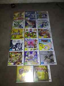 Nintendo 3DS Games For Sale Belrose Warringah Area Preview