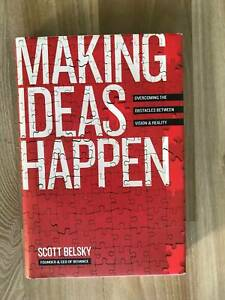 Making Ideas Happen - Scott Belsky