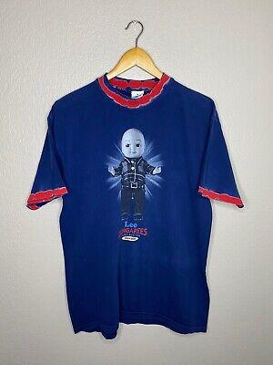 Vintage 90s LEE DUNGAREES Baby Doll T Shirt Size Medium Tye Dye Man Baby Doll T-shirt