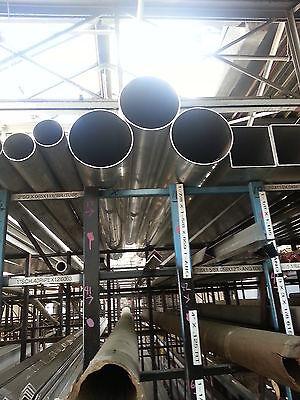 Aluminium Round Tubing 6 X .125 18 X 24 6063-t5