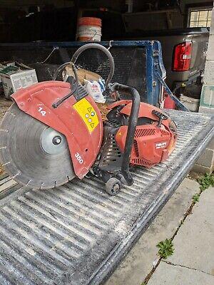 Hilti Dsh 700x Cut Off Saw 14 Blade