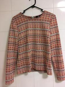 Sportsgirl Size S Long Sleeved Top Newcastle East Newcastle Area Preview