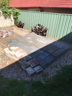 Grey tiles - approx 260