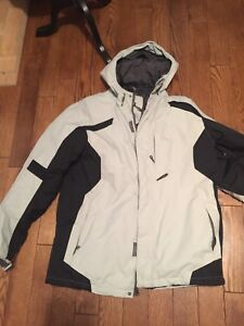 Men's firefly jacket size large