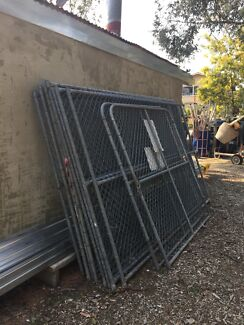 PORTABLE SECURITY FENCE