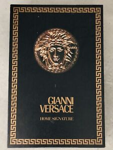Versace black and gold bath towels - new 100% Authentic...