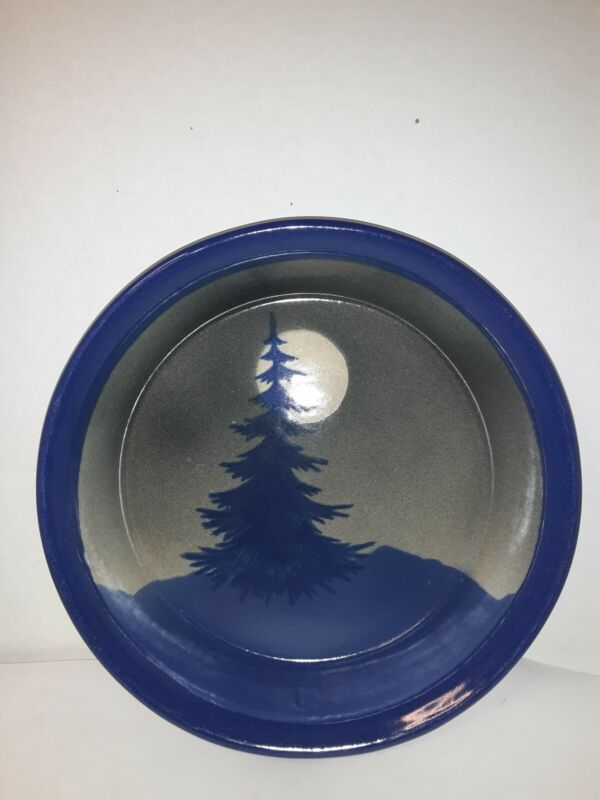 Vintage Pottery Pie Plate