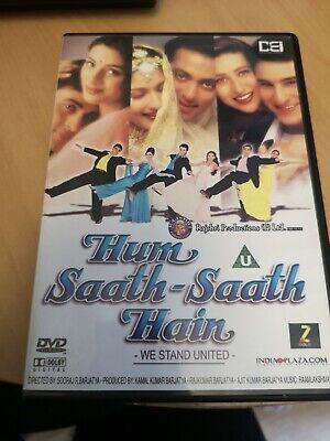 Hum Saath-Saath Hain: We Stand United (DVD, 1999)