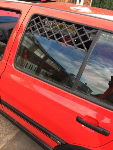 Volkswagen Ford window vent retro classic car