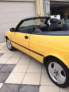 1998 Saab 900 SE 2.0l Turbo Convertible Success Cockburn Area Preview