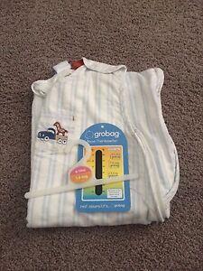 Grobag sleeping bag 6-18mths 1.0tog Lambton Newcastle Area Preview