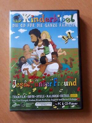 PC SPIEL *DIE KINDERBIBEL* (Bibel-spiel Kinder)