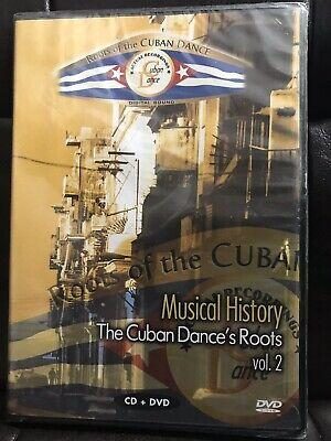 Mega RARE DVD + Dvd Roots Of The Cuban Dance CUBA Col.2 Tirso Duarte PERUCHIN