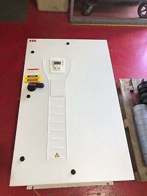 ABB VFD Drive In Enclosure ACH550-PD-221A-22+K45 Nema 1 75 HP 208-240 Volt