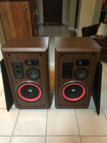Cerwin Vega AT 10 Speakers