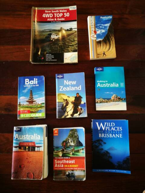 Atlas Guide Lonely Planet Travel Guides Gumtree Australia Brisbane