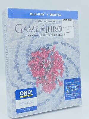 Game of Thrones Season 7 [2017] Blu-ray+Digital; Only @ Best Buy Sigil
