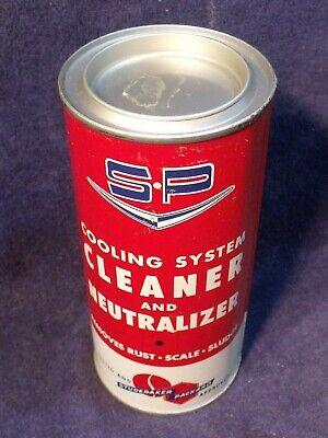 Original Studebaker-Packard Cooling System Cleaner and Neutralizer ~ SP50009