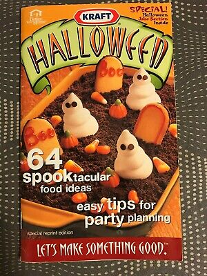 Easy Halloween Ideas (Kraft Halloween - 64 Spooktacular Food Ideas - Easy Party Planning - Recipes)