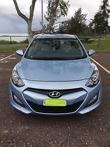 2012 Hyundai i30 GD MY12 ACTIVE 5D Hatchback Nightcliff Darwin City Preview
