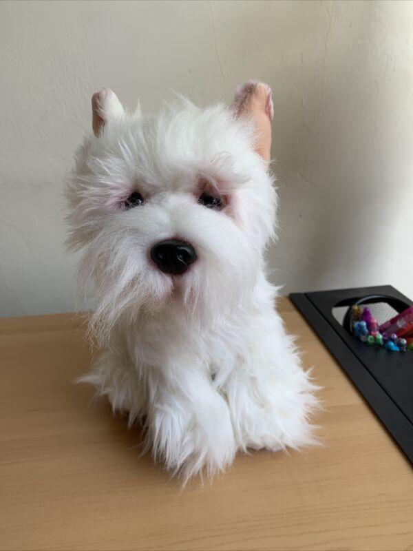 Webkinz Signature West Highland Terrier