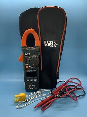 Klein Tools Cl380 Electrical Tester True Rms