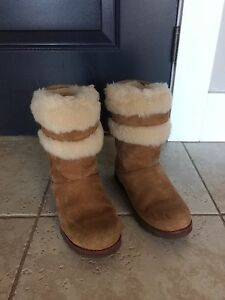 UGG Boots size 2 girls