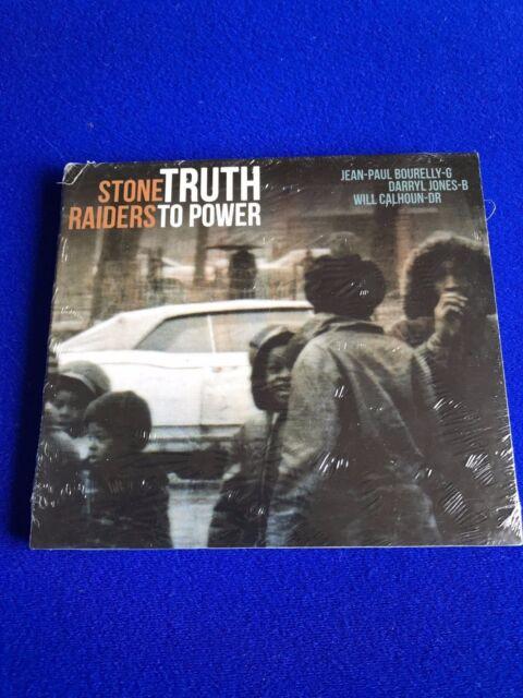 NEU Stein Raiders Truth zum betreiben von 2012 Enja Jazz Funk CD