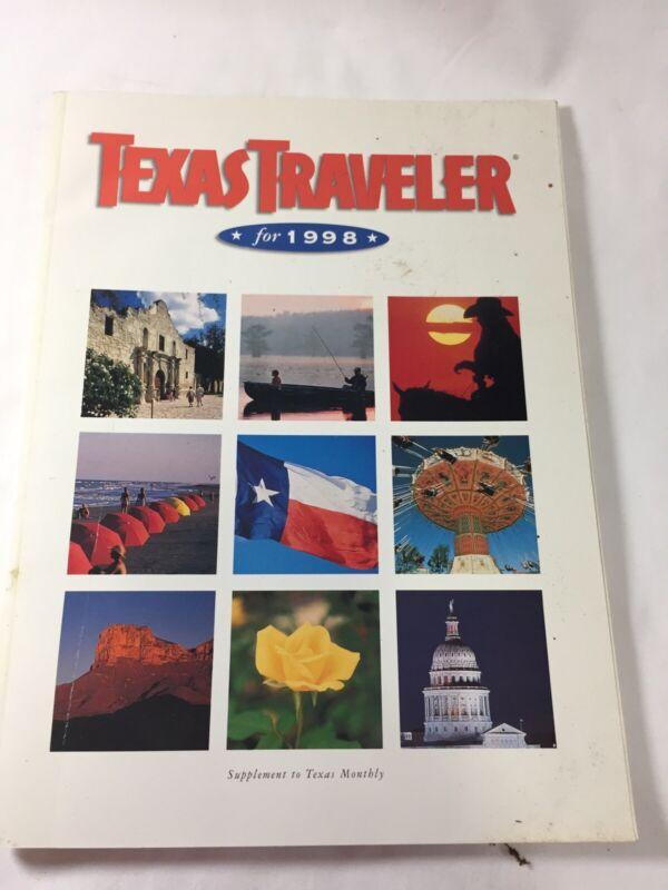 Texas Traveler for 1998