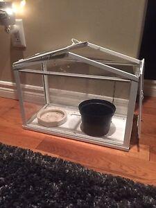 Little IKEA greenhouse