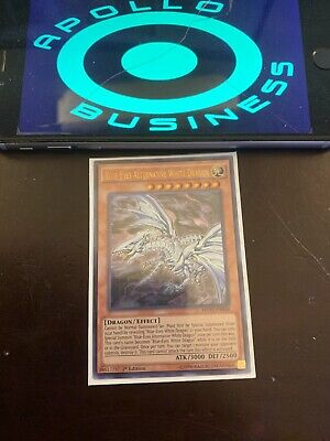 Yugioh Blue-Eyes Alternative White Dragon MVP1-EN046 Ultra 1st ED NM