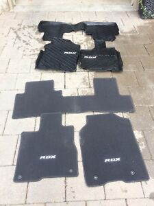 Acura Rdx Floor Mats Buy Or Sell Other Auto Parts Tires In - Acura rdx floor mats