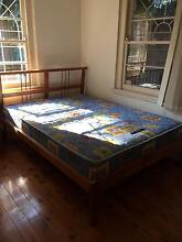 10 dollars for bed matress and frame (double size) Chatswood Willoughby Area Preview