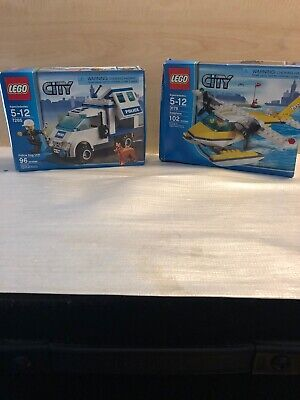 Lot Of 2 Lego City Sets