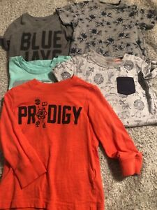 Size 2 T-Shirts and Hoodie
