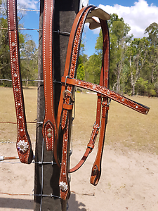 Horse tack and riding gear D'aguilar Moreton Area Preview