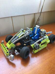 Lego technic 8256 go kart Taringa Brisbane South West Preview