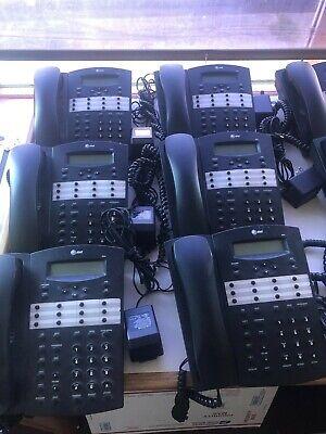 Att Four-line Intercom Speakerphone Model 944 Office Business Phone Lot Of 2.