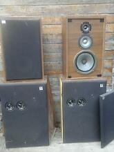 vintage speakers Cardiff Lake Macquarie Area Preview