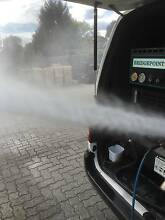 Toyota hiace van with petrol carpet cleaning system ready to work Dandenong Greater Dandenong Preview
