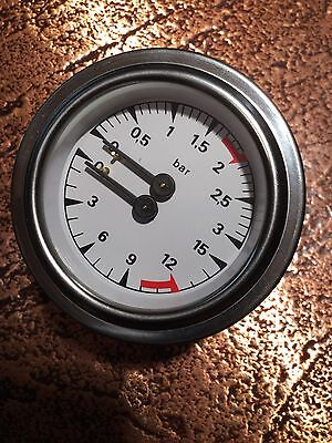 Boiler-pump Pressure Gauge 63mm