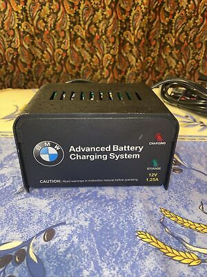 OEM BMW Advanced Battery Charging System - 12V - 1.25 Amps