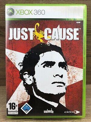 Xbox 360 Spiel • Just Cause • Guter Zustand #M39