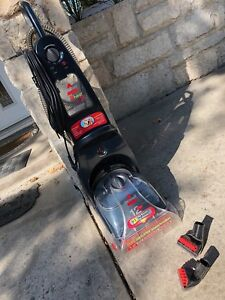 Bissell commercial carpet cleaner!