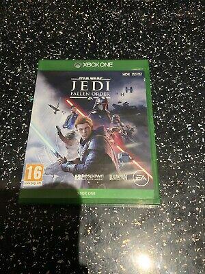 XBOX ONE GAME Star Wars Jedi Fallen Order
