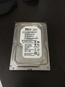 WD Caviar 320GB Hard Drive - Desktop